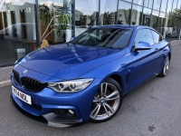 BMW 4 SERIES 2.0 420D M SPORT COUPE 14 14 £SOLD
