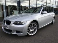 BMW 3 SERIES 2.0 320i M SPORT CONVERTIBLE 09 09 £7775