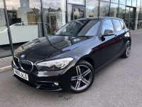 BMW 1 SERIES 2.0 118 D SPORT 5 DOOR HATCHBACK 15 65 £12975