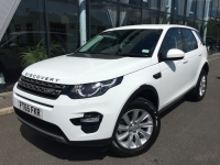 LAND ROVER DISCOVERY SPORT 2.0 TD4 SE TECH 4X4 7 SEATS  5 DR AUTO 16 65 £29975