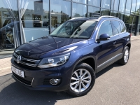 VOLKSWAGEN TIGUAN 2.0 TDI BLUEMOTION TECH SE 4WD S/S 5 DOOR 12 12 £9975