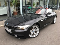 BMW Z4 2.0I S DRIVE M SPORT CONVERTIBLE START/STOP 12 62 £SOLD