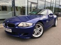 BMW Z4M 3.2 COUPE MANUAL 07 07 £SOLD