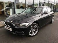 BMW 3 SERIES 2.0 320D SPORT AUTOMATIC SALOON 12 12 £11975