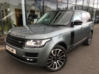 LAND ROVER RANGE ROVER 4.4 SD V8 AUTOBIOGRAPHY 4X4 5DR START/STOP 15 15 £SOLD