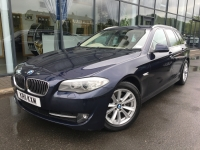 BMW 5 SERIES 520 2.0 520D SE TOURING 5 DOOR AUTOMATIC 11 11 £11475