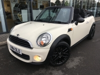 MINI 1.6 ONE CONVERTIBLE 2 DR 14 14 £8750