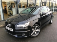 AUDI A1 1.6 TDI S LINE STYLE EDITION 3 DOOR HATCHBACK 13 63 £9475