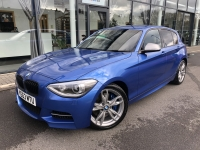 BMW 1 SERIES 3.0 M135i SPORTS 5 DOOR HATCHBACK START/STOP 13 63 £15975